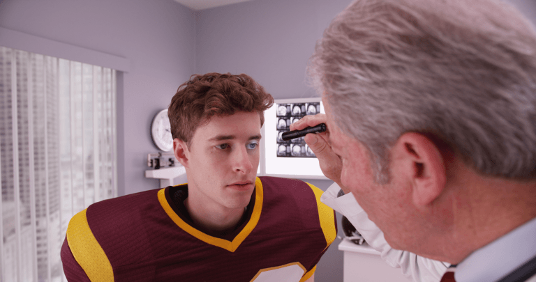 Brain injury and concussion with PEMF