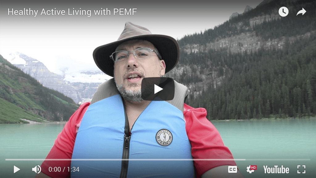 PEMF supports healthy aging